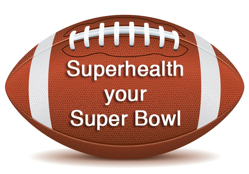 Healthy Super Bowl
