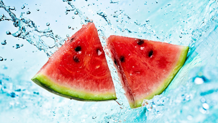 1920x1440-watermelon-slices-water-splashing-summer