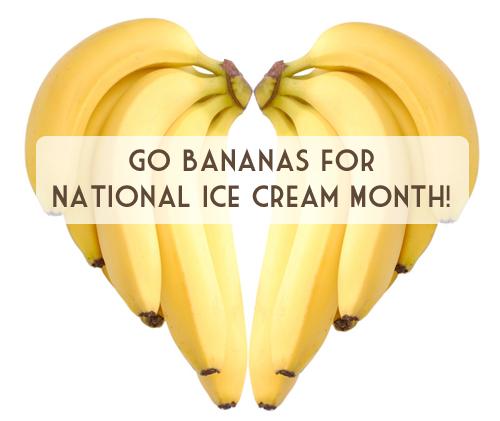 Bananas for Ice Cream