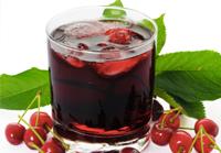 Tart cherry juice for sleep