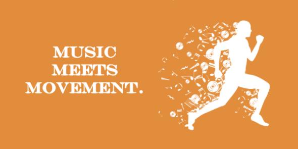 Music meets movement.