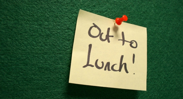 Lunch break workout