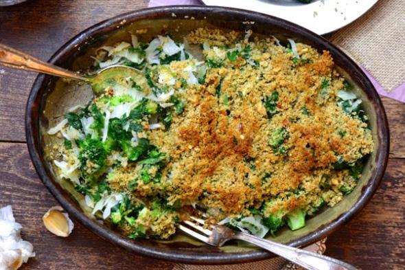 Baked Greens Casserole