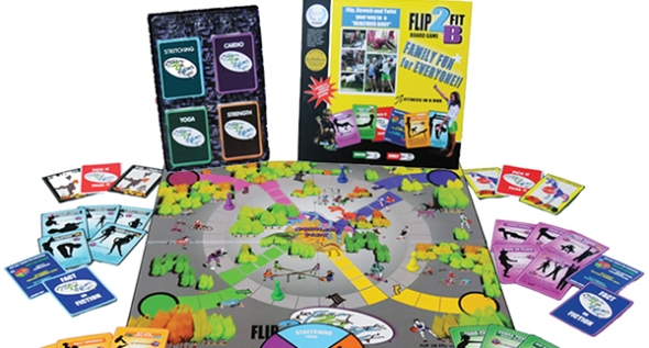 Fitness Board Game